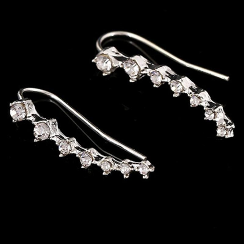 EK688-New-Brincos-Bijoux-Boucle-D-oreille-Silver-Big-Dipper-Crystal-Stud-Earrings-For-Women-Wedding (2)