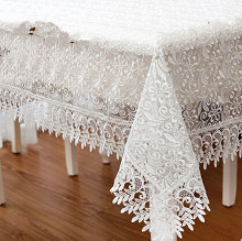 European pastoral lace table cloth embroidered tablecloth table cloth