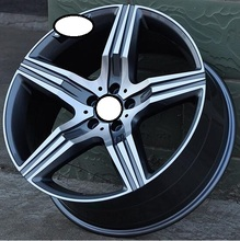 20x8.5 20x9.5 5x112 Car Aluminum Alloy Rims fit for Mercedes-Benz C CLASS E CLASS(China)