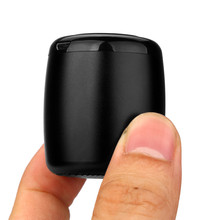 Thumb Sized Mini Wireless Bluetooth Loud speaker High Quality 3W Portable Loud Voice Wireless Speaker With Remote Camera #W