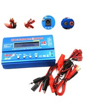 BUILD POWER iMax RC Charger B6 80W Balance Charger Discharger For RC Helicopter Re-peak for NIMH/NICD Aircraft