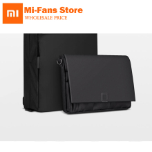 Buy Xiaomi urevo Travel Business Portable package Large Zippered Compartments Backpack Polyester 840D Bags Men Women Laptop bag for $28.99 in AliExpress store