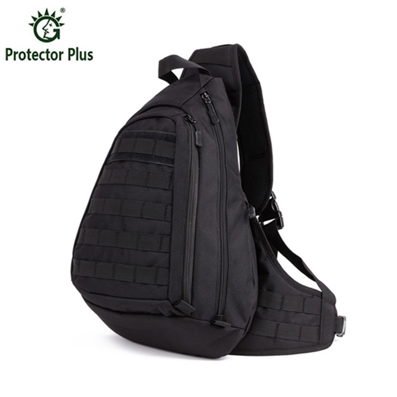 Men Nylon Military Travel Riding Cross Body Messenger Bags Man Shoulder Bags Handbag Sling Chest Waterproof Bag<br>