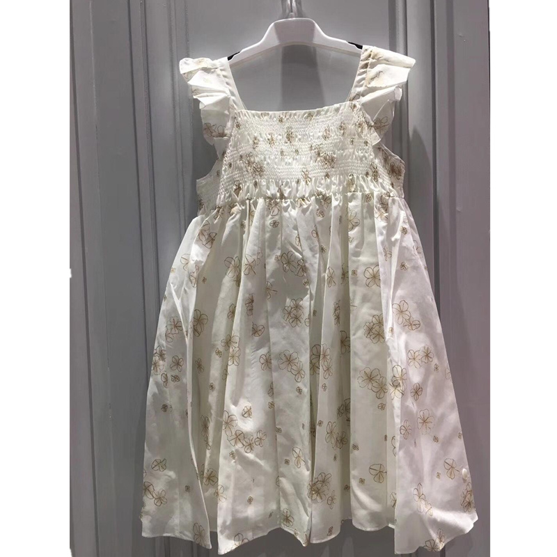 Pre-sale March 29th Shipment Kids Summer Dress Clover Pattern Kids Dresses Girls Sequins Party Princess Dress For 2018<br>