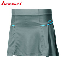 KAWASAKI SK-172707 Women Table Tennis Skirt Running Shorts Skirts Quick Dry Breathable Gym Fitness Skort Sportswear(China)