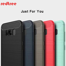 Cases for Samsung Galaxy A3 A5 A7 2017 J2 J5 J7 2015 2016 2017 Grand Prime S6 S7 edge soft carbon fibre TPU cool phone Case