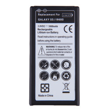 Replacement Li-ion Battery Excellent Continuous Power For Samsung Galaxy S5/i9600 EB-BG900BBE 3.8V 3800mAh