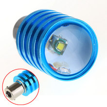 2Pcs/Lot DIY 1156 BA15S Good LED Car Light Lamp Car Tail Light Bulb Q5 7W White Vehicle Auto Bulb Turn Light Lamp