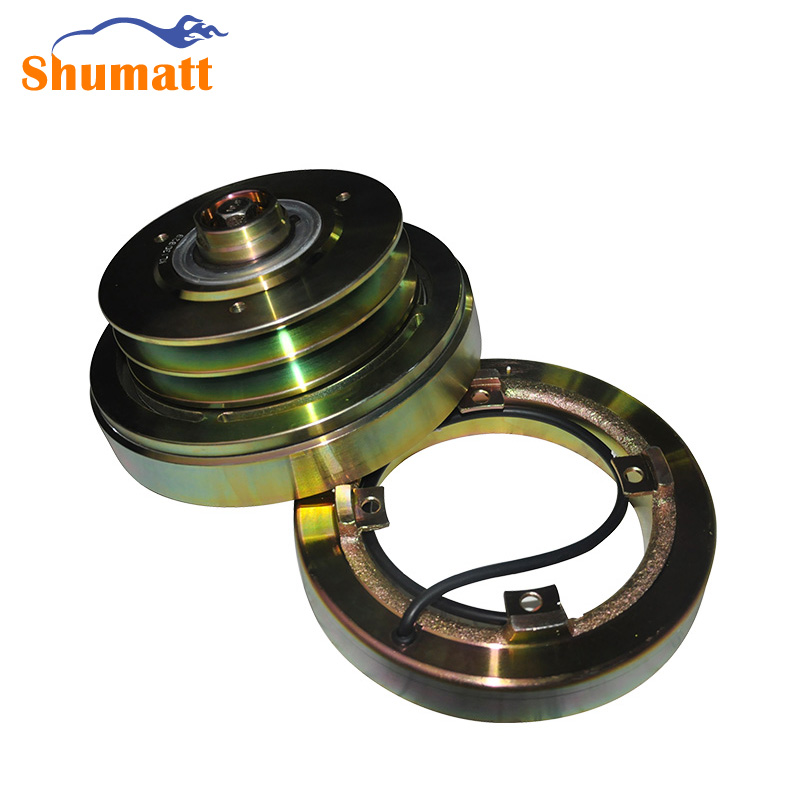 Auto Bus Aircon Spare Parts Air Conditioning 2B210 Compressor Clutch Coil Assembly for BOCK FKX40 Bitzer 4NFCY ACP056(China (Mainland))