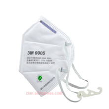 3M 9005 Safety dust Mask Anti-particles Respirator Neck with anti PM2.5 polished mine dust Working Protection KN90 Standard(China)