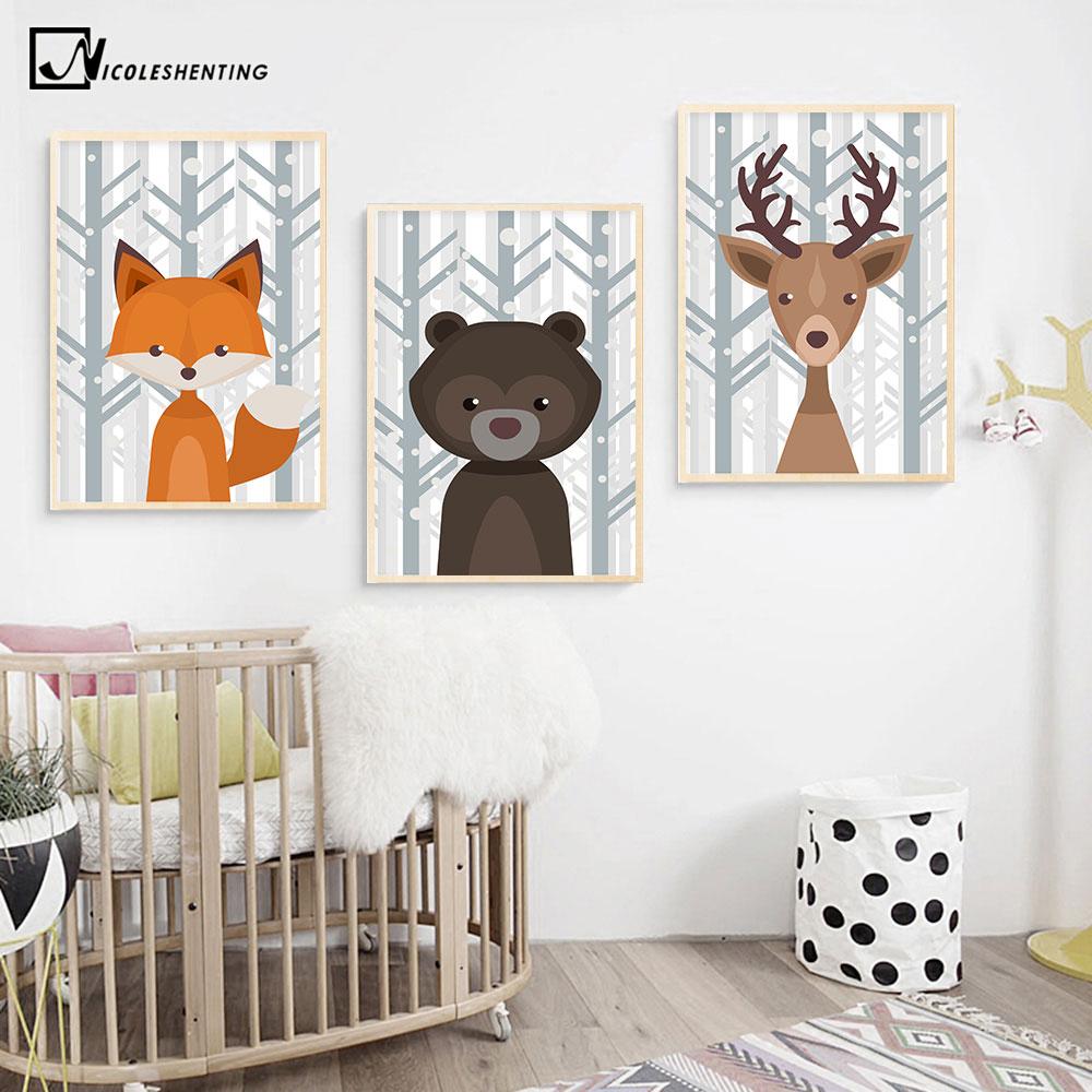 Personalised word art picture Baby giraffe nursery christening birthday new born