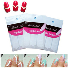 10PCS French Smile Line Nail Art Stickers Nail Art Sticker Tools Beauty Decorations for on Nail Stickers Nail Tape Line