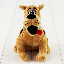 15cm Scooby-Doo The Dog Plush Toy Scooby Doo Stuffed Animal Doll for Children
