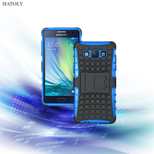 HATOLY For Cover Samsung Galaxy S3 Case Heavy Duty Armor Shockproof Hard Rubber Silicone Phone Case for Samsung Galaxy S3 i9300<