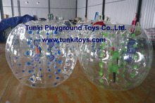 adults toy giant soccer bubble ball ,  bubble football , giant human bubble ball