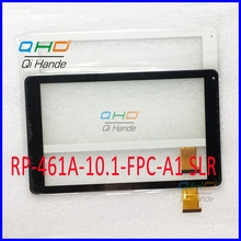 White/Black New 10.1'' inch Capacitive touch screen panel For RP-461A-10.1-FPC-A1 SLR Tablet Digitizer Sensor Free Shipping