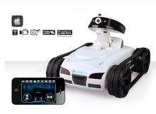 Amazing rc Tank with ISO phone WIFI control model remote control With HD Camera gift for kid Toys i spy mini stunt(China)