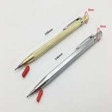 New style 1PC Tungsten Steel Tip Scriber Marking Etching Pen Marking Tools for Ceramics Glass Shell Metal Lettering(China)
