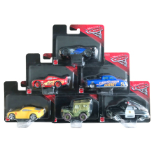 Disney Pixar Cars Cars 3 Toys Movie Lighting McQueen Black Jackson Storm Diecast Plastic Birthday Christmas Gift For Kids Boys