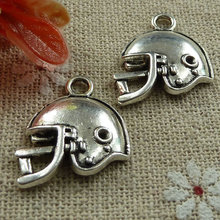 150 pieces tibetan silver nice charms 19x18mm #1425