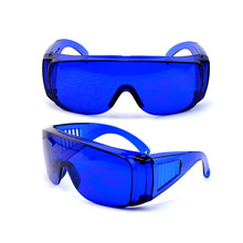 2017 New Blue Children/Caddy Quickly Finds The Ball Goggles Golf Ball Finder Glasses Golf Ball Locating Glasses Free Shipping