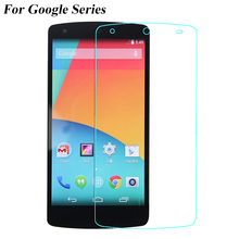 Aiyoo Screen Protector for Google Pixel XL 9H Hardness Anti-Scratch Tempered Glass Film for Google Nexus 5 Nexus 4 Nexus 6 6P 5X