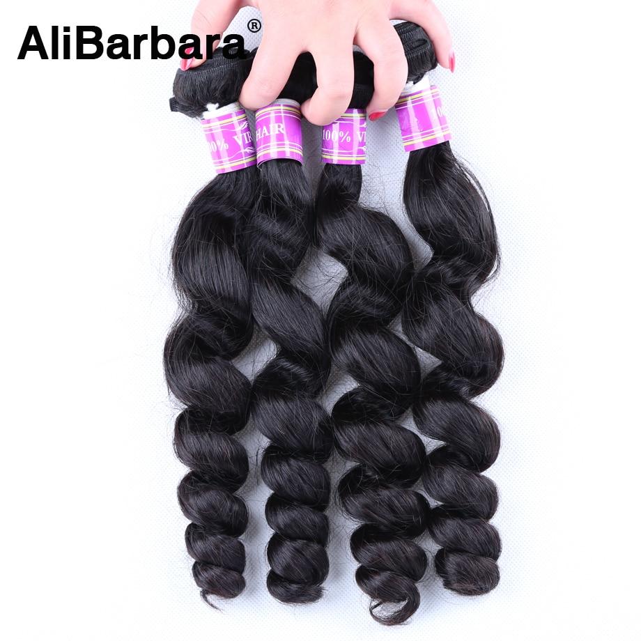 Malaysian Virgin Hair Loose Wave 8A Unprocessed Virgin Hair Malaysian Virgin Hair 4 Bundles Malaysian Loose Wave 100% Human Hair<br><br>Aliexpress