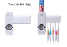1 Piece Toothbrush Holder Sets  Automatic Toothpaste Dispenser,Toothbrush Family Sets