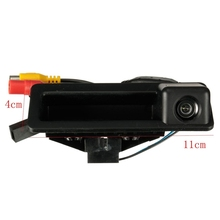 HD CCD Car Backup Reverse Camera 170 Degree Wide Angle Rear View For BMW E82 E88 E84 E90 E91 E92 E93 E60 E61 E70