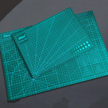 2PCS A3+A4 Cutting Mat Blue High-grade Cutting Plate(China)