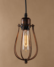 Free shipping American Loft Vintage Lamps Personality Balcony Wrought Iron Pendant Lights,Vintage Edison Pendant Lamps