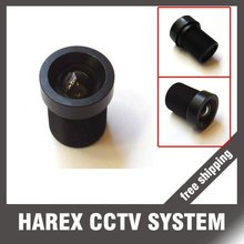Optional cctv lens 3.6mm / 6mm / 8mm / 12mm cctv lens for cctv camera . free shipping(China)