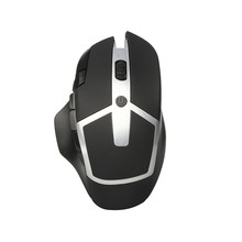 Hillsionly 2.4G Adjustable 2400 DPI Wireless Optical Mouse Mice For Computer PC Laptop2016 New Hot(China)