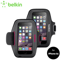 "Belkin Original Sport-Fit Running GYM Armband Bag Hand-washable Case for iPhone 6/6s 4.7"" with Packaging Free Shipping F8W619(China)"