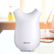 Mini Air Dehumidifier for Home Electric Quiet Portable 700ML Moisture Absorbing Air Dryer with Touch on-off for bathroom office(China)