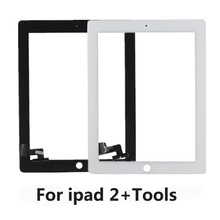 KEFU Tablet Touch Screen for ipad 2 iPad2 A1395 A1396 A1397 Digitizer Glass Front Panel 9.7 inch Replacement Touchscreen