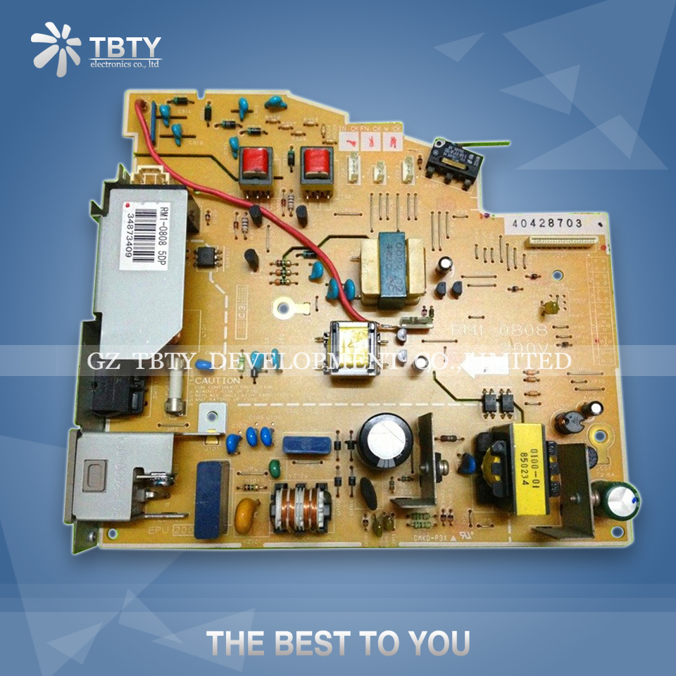 Printer Power Supply Board For HP 1010 1012 1015 HP1010 HP1012 HP1015 RM1-0807 RM1-0808 Power Board Panel On Sale<br>