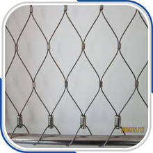 Customized  x-tend inox cable wire mesh for balustrade and railing