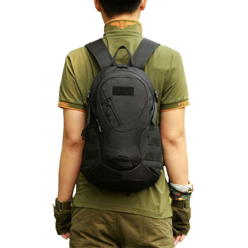 ENKNIGHT Selling 20 liters of Backpack men Bag sparrow camouflage riding backpack Assault Pack<br>