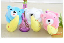 Cute 1pc 20cm little bear doll teddy bear plush toy children birthday gifts