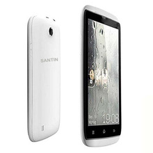 SANTIN A117 MTK6572 Dual Core 1.2GHz U809 4.0'' Android 4.2 Smartphone Dual Sim Multi-touch Capacitive Low-cost Mini Phone