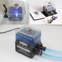 SC-300T 12V DC Ultra-quiet Water Pump & Pump Tank for PC CPU Liquid Cooling System