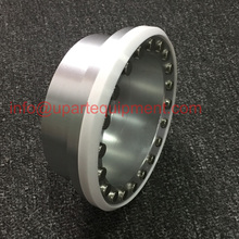 diameter 150mm pad printing ink cup with ceramic ring