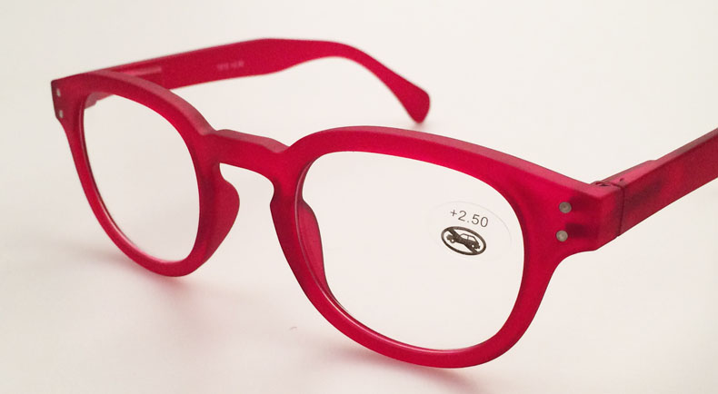 b94c68bb10a6 Meeshow Trendy RED Reading Glasses Retro Europe Style Quality Men ...