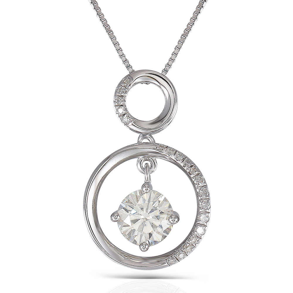 new style moissanite necklace (1)
