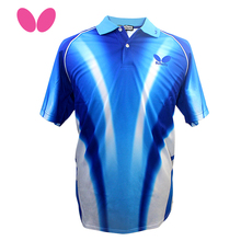 100% original table tennis Shirt Table Tennis Clothes sports Jersey Ping Pong Clothes Pingpong Uniform