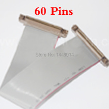 For Konica Minolta KM1024i print head data cable / Flat cable 60pins for Flora printer(China)