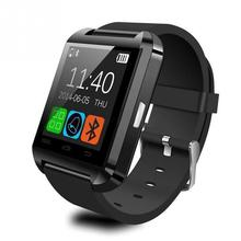 2016 bluetooth smart watch u8 u relógio de pulso smartwatch para iphone 4/4s/5/5s/6 e samsung s4/note/s6 htc android telefone desgaste