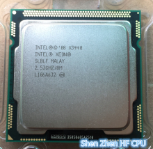 Intel Xeon X3440  x3440 Quad Core 2.53GHz LGA 1156 8M Cache 95W Desktop CPU I5 650 i5 750 i5 760  can work