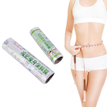 1 Roll Women Body Slimming Weight Loss Tummy Burn Cellulite Waist Legs Arms Wrap Belt